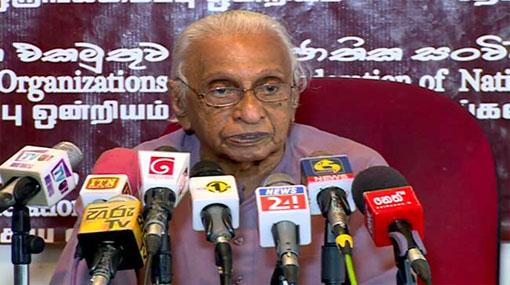 Mahanayake Theras responsible for defeating new constitution - Amarasekara