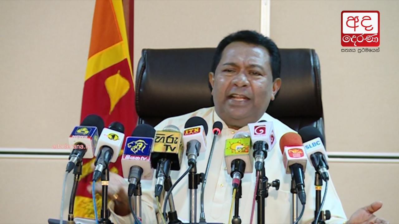 SB says opportunity for Mahinda, Namal and Basil to join was ruined