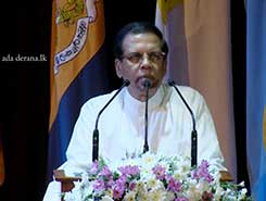 All facilities to equip security forces with knowledge - President (English)