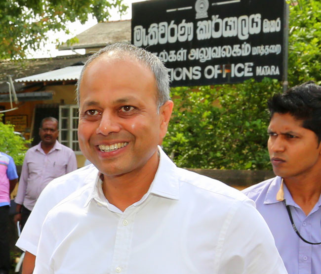 UNP committed to ensure free and fair election - Sagala