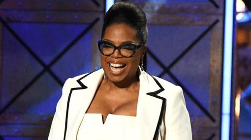 Oprah Winfrey to receive top Golden Globe honour