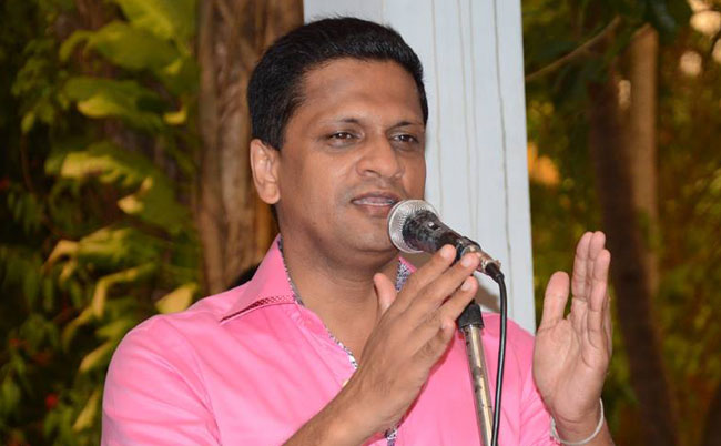 Deputy Minister Nimal Lanza resigns