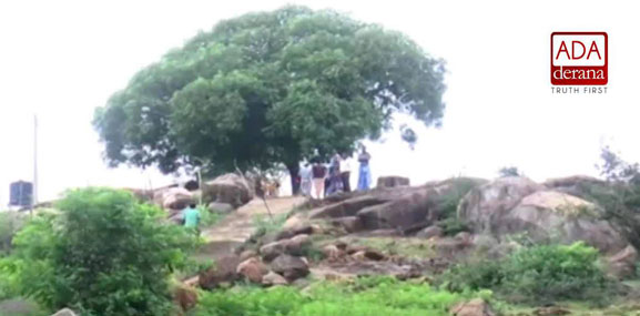Archaeology Dept takes over Sampur stupa site