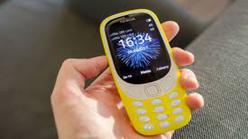 An LTE version of Nokia's 3310 may be coming