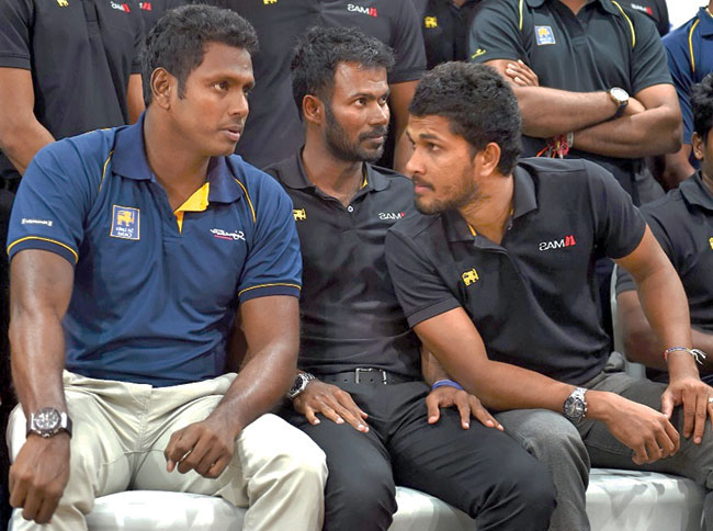 Mathews or Chandimal to be named limited-overs captain?