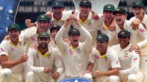 Australia thrashes England to secure 4-0 Ashes series victory