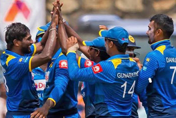 Sri Lanka name 16-member squad for Bangladesh tri-series