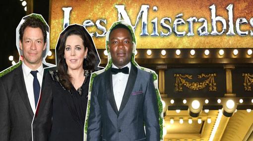 All-star cast for BBC Les Mis drama
