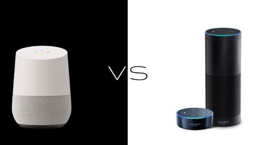Amazon Alexa v Google Assistant fight gets fierce