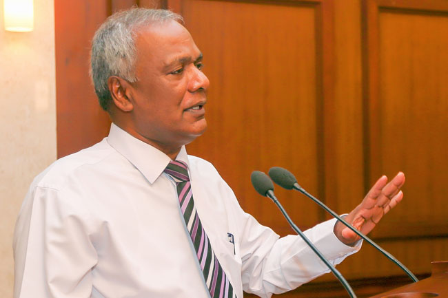 Court issues notice on former Secretary to the President