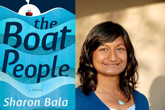 Award-winning novel inspired by Sri Lankan asylum seekers