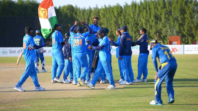 Blind Cricket World Cup: India thump Sri Lanka by 6 wickets