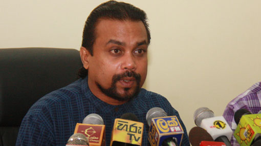 Wimal served indictments over Rs 75 million in earnings