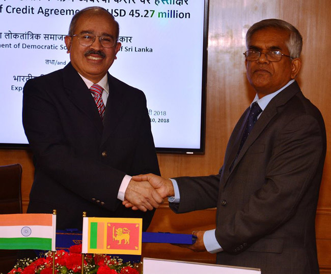 India extends financial assistance of Rs 6.9 billion to upgrade KKS Harbour