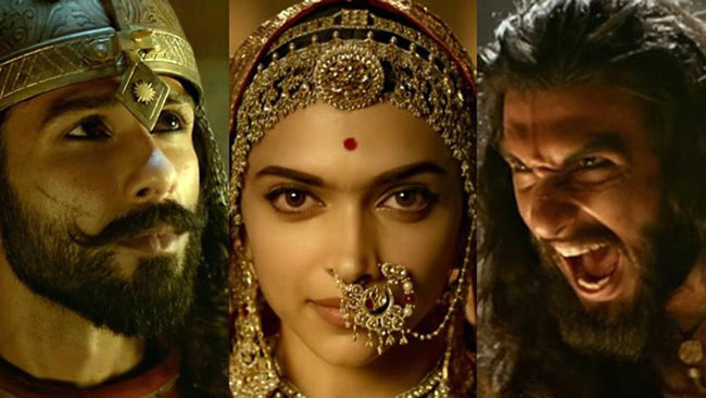 Ranil wants to watch Padmaavat?