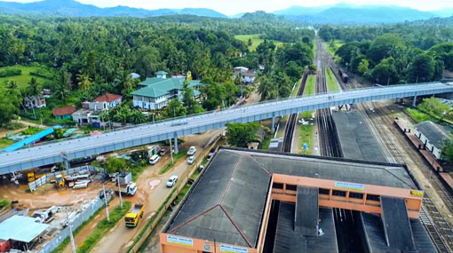 Pogahawela flyover to be vested with the public on Jan 17