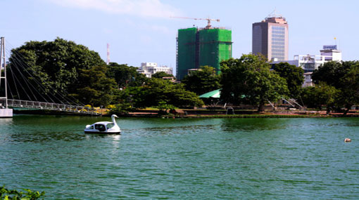 Walking path surrounding Beira Lake to be launched in February