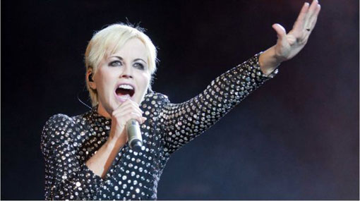 Cranberries singer Dolores O'Riordan dies in London aged 46