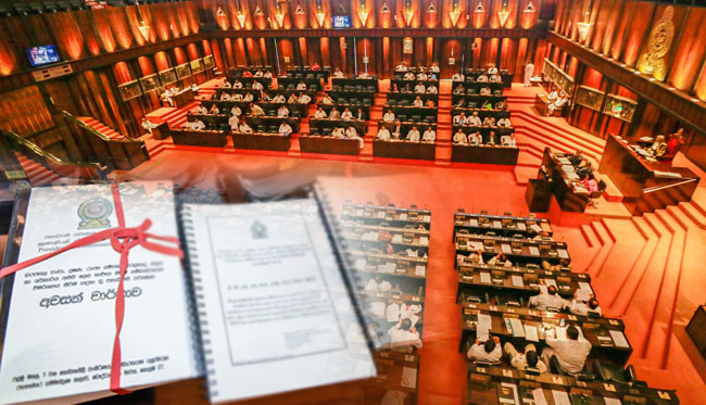 Parliament receives Bond Commission and PRECIFAC reports