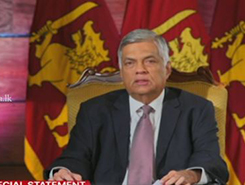 PM makes special statement on accusations in Bond Report (English)