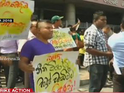 CEB employees call off strike (English)