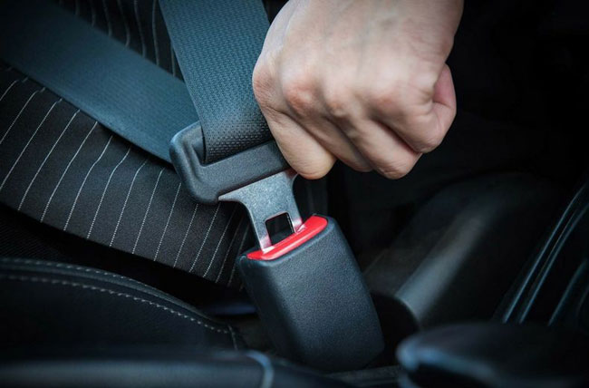 Importing vehicles without seat belts, airbags banned from July