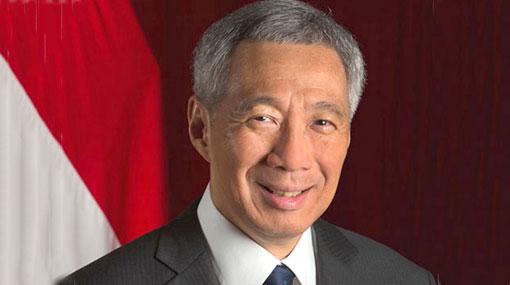 Singapore PM arrives in Sri Lanka
