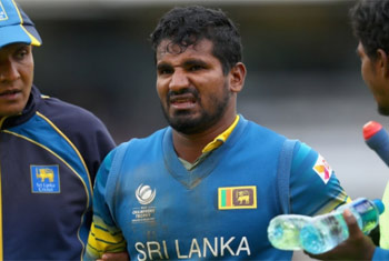 Dananjaya to replace injured Kusal Janith