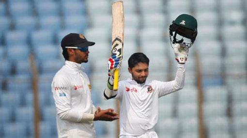 Bangladesh vs Sri Lanka, 1st Test: Match drawn