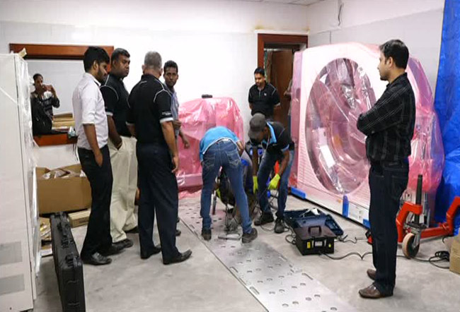Maharagama Apeksha Hospital gets PET Scanner