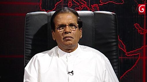 Sri Lanka not accused of international war crimes – President