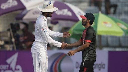 Sri Lanka opt to bat in 2nd Test