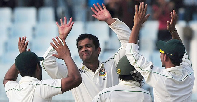 Bangladesh restrict Sri Lanka to 222