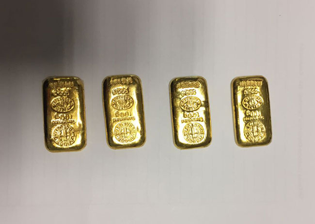Woman arrested at BIA with gold worth Rs 2.4 million