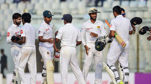 Bangladesh set 339 run target to clinch second test