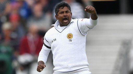 Rangana Herath surpasses Wasim Akram to seal world record