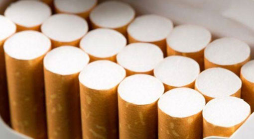 Three held with cigarettes at BIA
