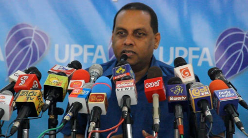 Naming LG representatives could take a while - Amaraweera