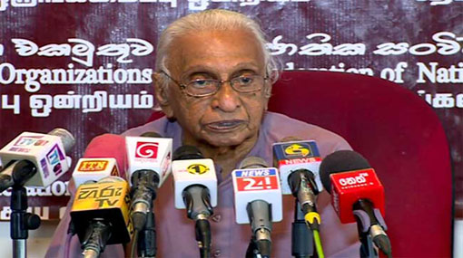 Was worried I will die before seeing change of govt – Dr Amarasekera