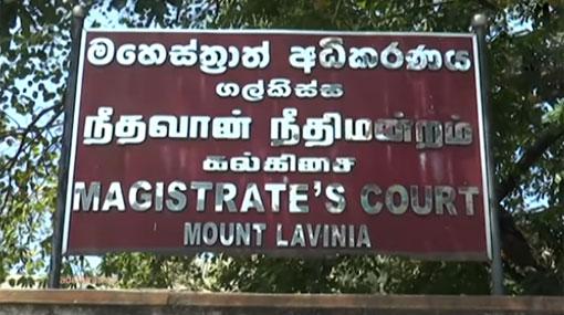 Former Senior DIG Prasanna Nanayakkara remanded