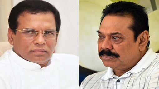 JO meets President ; SLFP meets former President