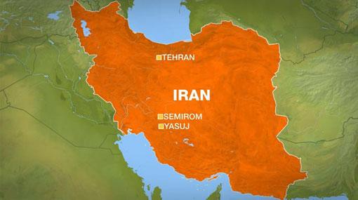 Aseman Airlines plane crash kills 66 in central Iran