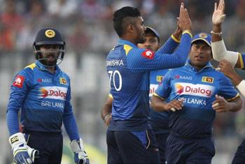Sri Lanka beat Bangladesh by 75 runs in 2nd T20I