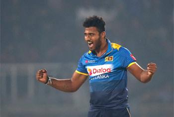 Shehan Madushanka ruled out for Nidahas Trophy