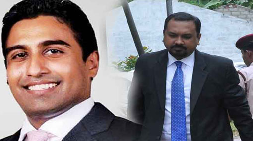 Arjun Aloysius and Kasun Palisena admitted to prison hospital