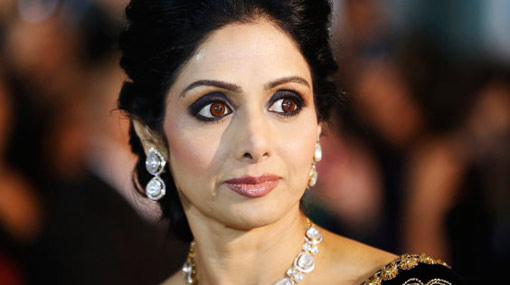 Beloved Bollywood actress Sridevi dies at 54