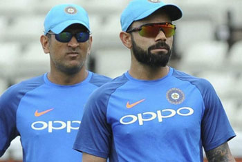 Kohli, Dhoni rested for Nidahas Trophy