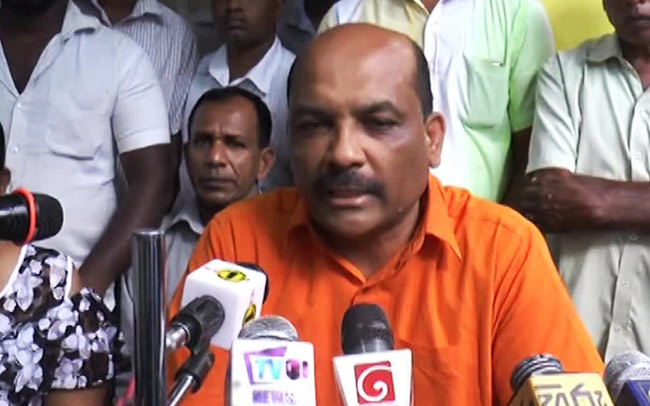 UNP MPs ready to bring no-confidence against PM - Range Bandara