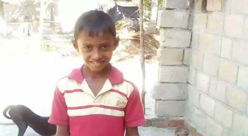 Body of missing boy found in Iranawila jungle