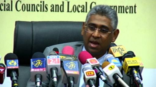 Establishing LG bodies postponed